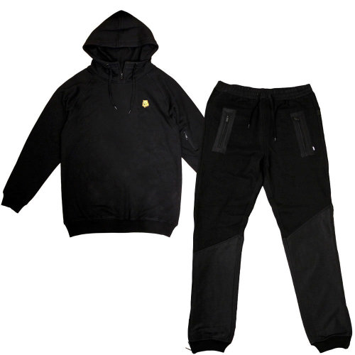 Grizzly Griptape Mountain High Tracksuit Black