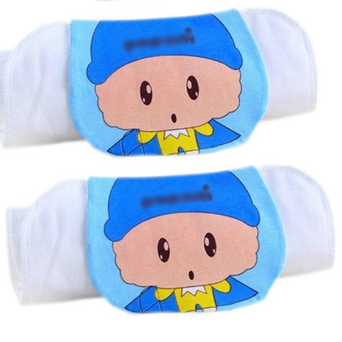 Lovely Sagittarius Cotton Gauze Towel Wipe Sweat Absorbent Cloth Mat Towel 2 Pcs