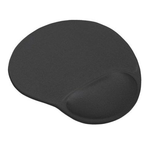 Trust Bigfoot Black Mouse Pad 16977
