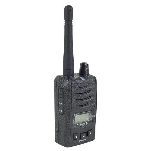 Portable PMR radio station Albrecht Tectalk Duro XS, 1200 mAh, dual watch