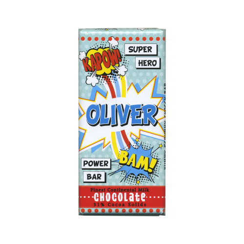 Oliver Chocolate Bar