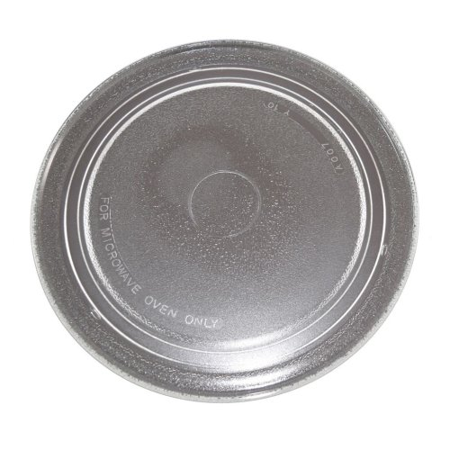 Microwave Glass Turntable 272mm Flat Fits Morphy Richards Universal