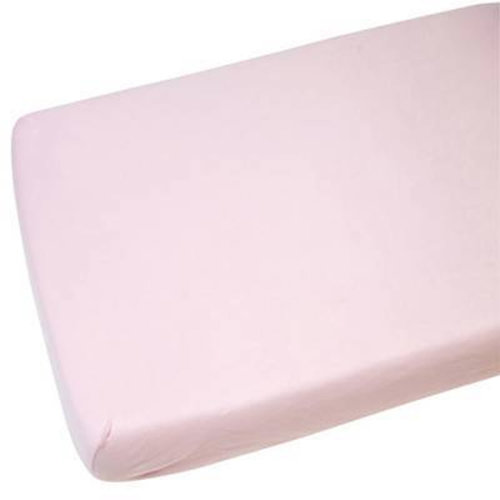 Pink 4x Fitted Sheets Compatible With Snuzpod Bedside Crib 100 /% Cotton