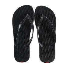 Unisex Casual Flip-flops Beach Slippers Anti-Slip House Slipper Black