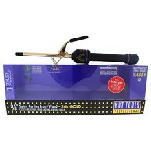 Hot Tools HT1138 Micro Mini Professional Curling Iron with Multi Heat Control, 3/8 Inches