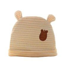 Cute Baby Hats Infant Caps Newborn Baby Cotton Hat Stripe