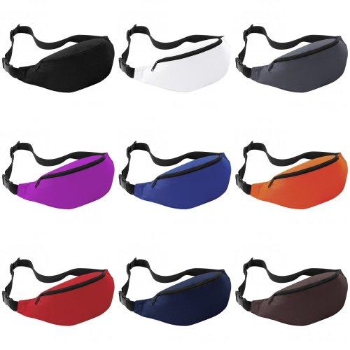 Bagbase Adjustable Belt Bag (2.5 Litres)