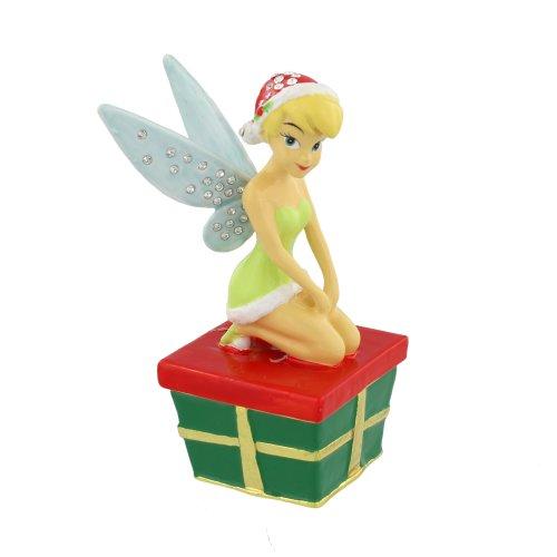 Disney Tinkerbell Christmas Trinket Box