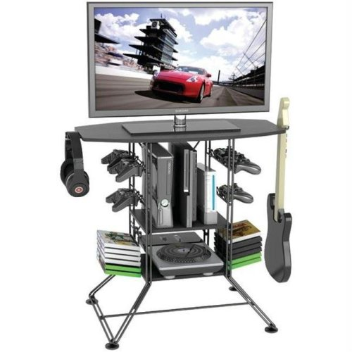 Atlantic 45506147 Centipede Game Storage and Tv Stand