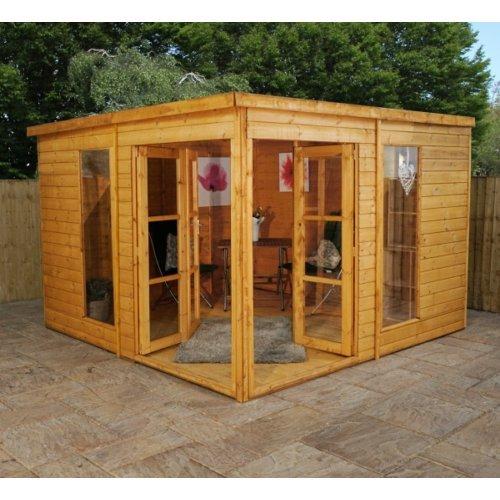 10x10 Garden room - Pool house