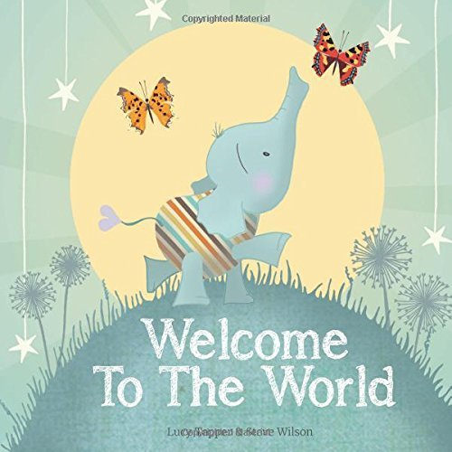 Welcome to the World : keepsake gift book for a new baby (From You to Me Publishing)