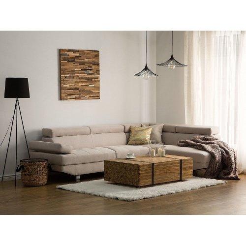 Corner Fabric Sofa NORREA