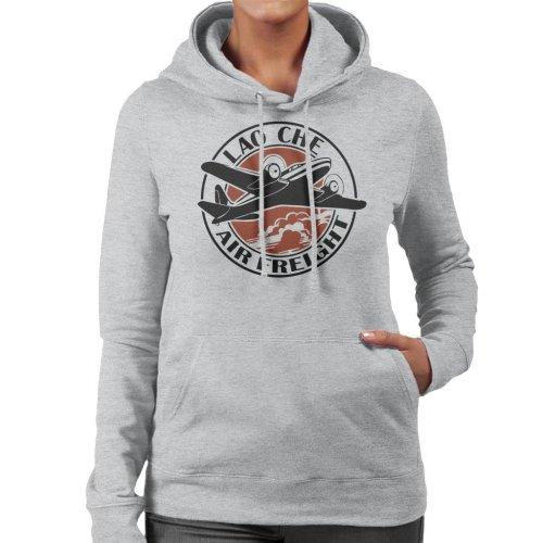 Indiana Jones Lao Che Air Freight Women's Hooded Sweatshirt