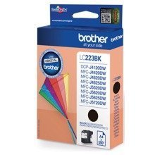 Brother Lc-223bk Black Ink Cartridge