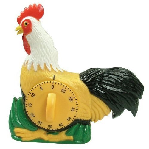 Eddingtons Cockerel Timer With Crowing Noise -  timer cockerel crowing noise eddingtons