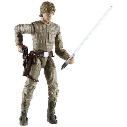 Star Wars Black Series 6 Inch Luke SkyWalker #11 Action Figure