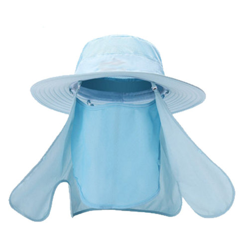 Summer Sun UV Protection Fisherman Visor Outdoor Cap#F