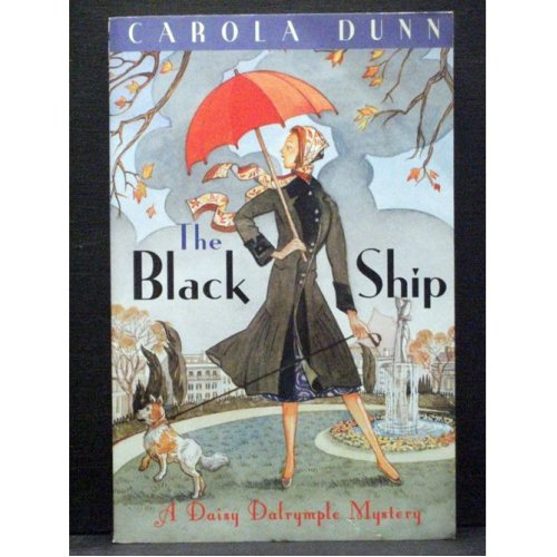 Black Ship    Book 17 in the Daisy Dalrymple series