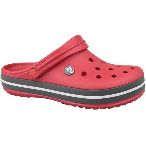 Crocs Crockband Clog 11016-6EN unisex Red slides Size: 12 UK