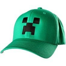 Minecraft Creeper Baseball Cap