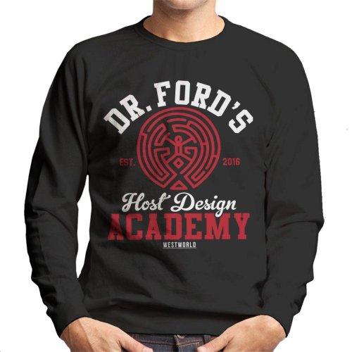 Dr Fords Host Design Academy Westworld Men's Sweatshirt