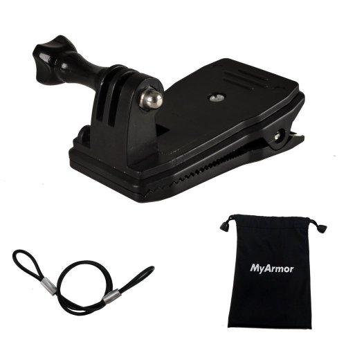 Hyckee MF33-B074H21CFD Universal Bike Front Light Bracket Flashlight Holder Stand, Black, Small