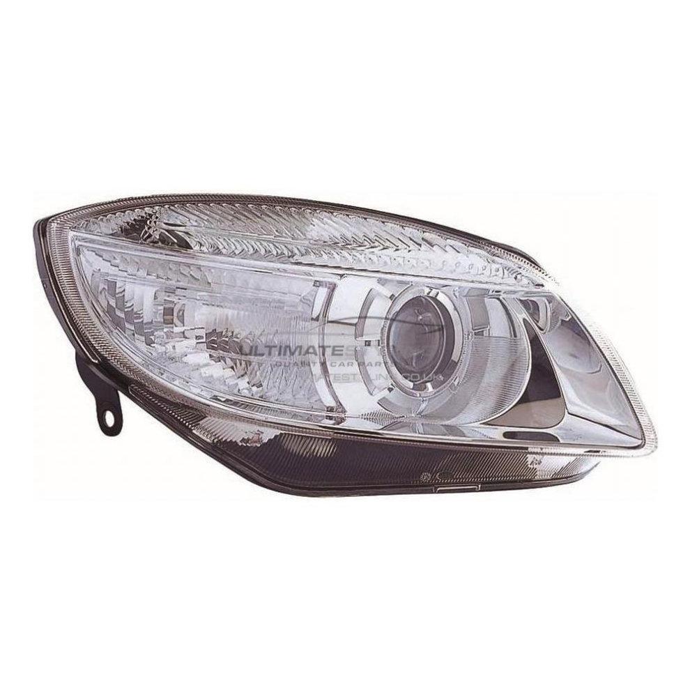 Fabia 2007-2015 Hatchback Rear Tail Light Lamp N//S Passenger Left