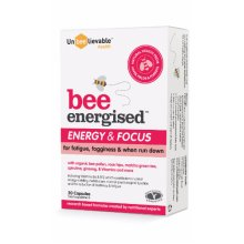 Unbeelievable/H  Bee Energised - Energy & Focus Supplement 28g