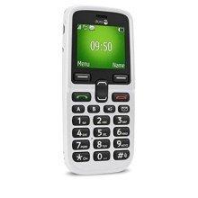 Doro 5030 UK SIM-Free Windows Mobile Phone - White 8 GB