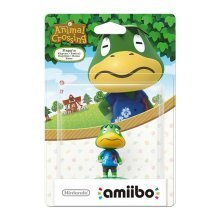 Kapp'n Amiibo Character - Animal Crossing Collection Nintendo Wii U/3DS