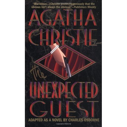 The Unexpected Guest: Travels in Afghanistan (St. Martin's Minotaur Mysteries)