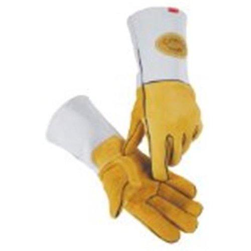 Caiman 607-1858-XL Caiman Kontour Welding Gloves For Mig-Stick Welding