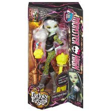 Monster High Doll Freaky Fusion Frankie Stein Brand New Sealed