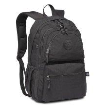 KONO Women Backpack Multi Compartments Functional Rucksack Shoulder Bag