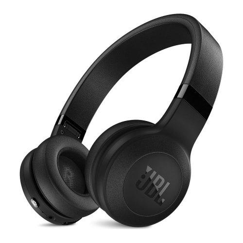 1f2e9a1089c JBL C45BT Wireless Bluetooth Headphones - Black, Black on OnBuy