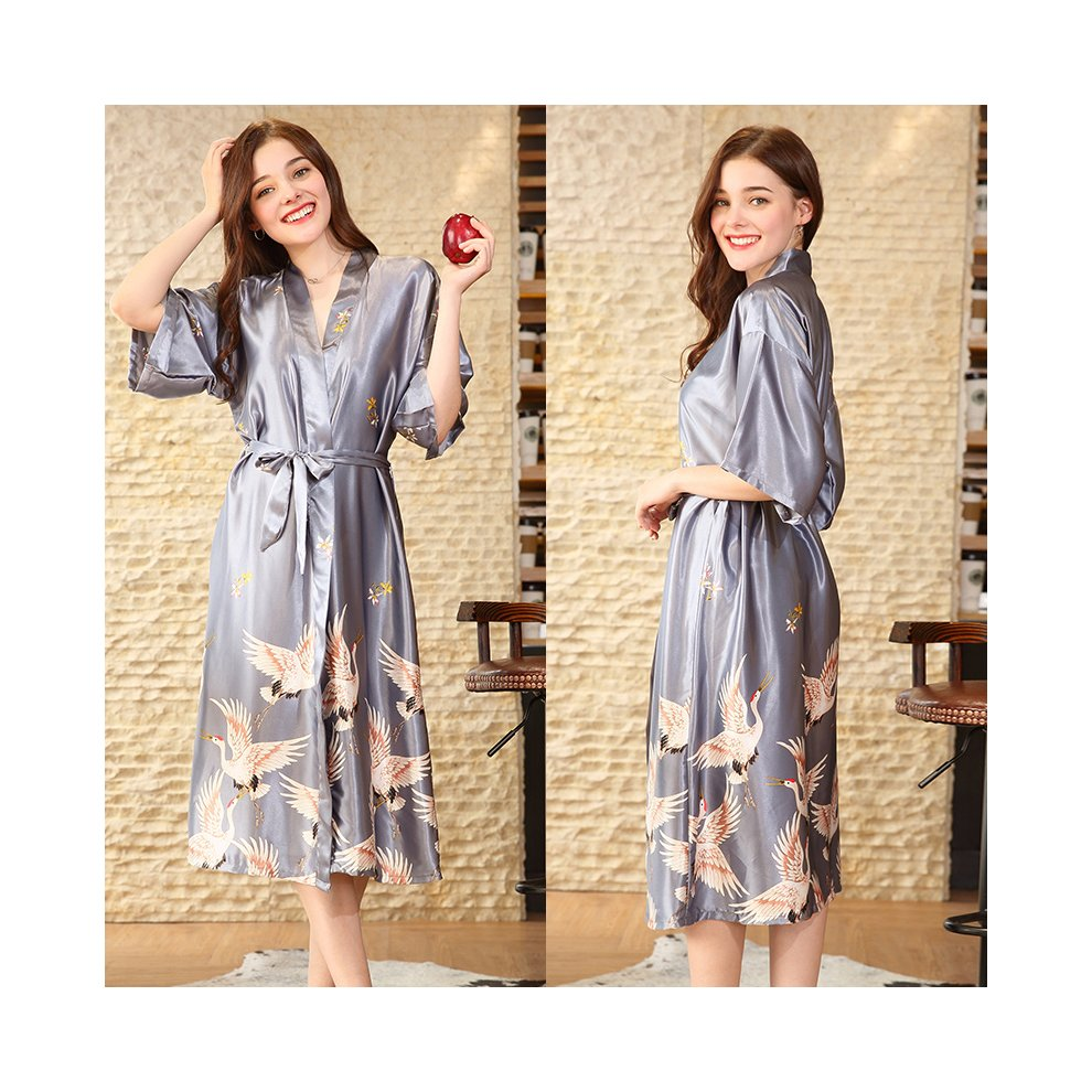 Silk Dressing Gowns Ladies
