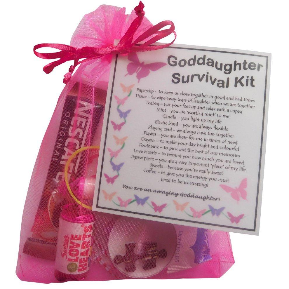 Goddaughter Survival Kit Gift