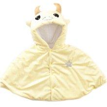 Baby Cloak Shawl Baby Blankets Twelve Constellations Baby Cloak YELLOW Taurus