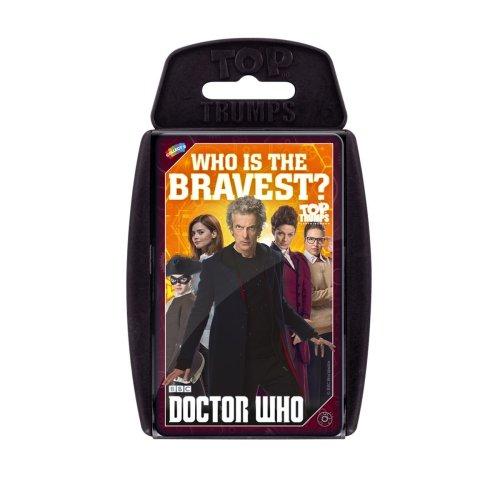 Doctor Who Top Trumps Classics