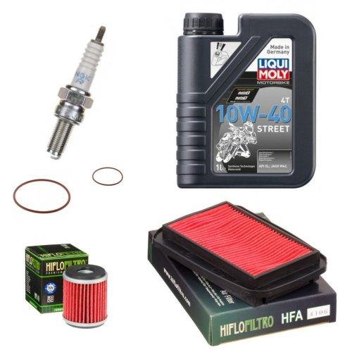 Full Service Kit Yamaha MT 125 & ABS 14-18