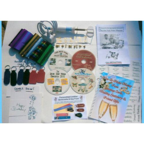 Hot Foil Print Master Kit