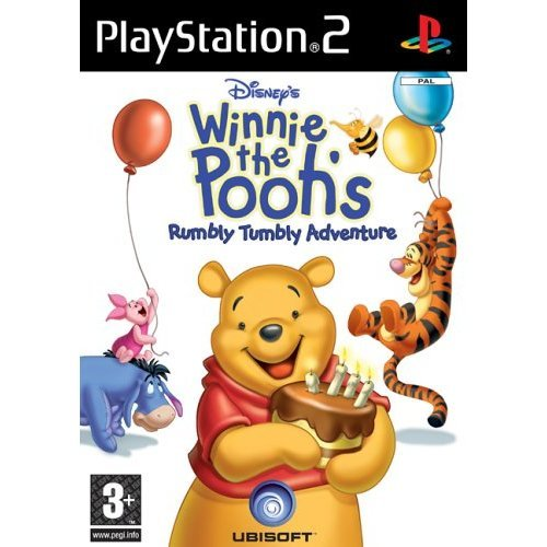 Winnie the Pooh - Winnie The Pooh: Rumbly Tumbly Adventure (PS2)