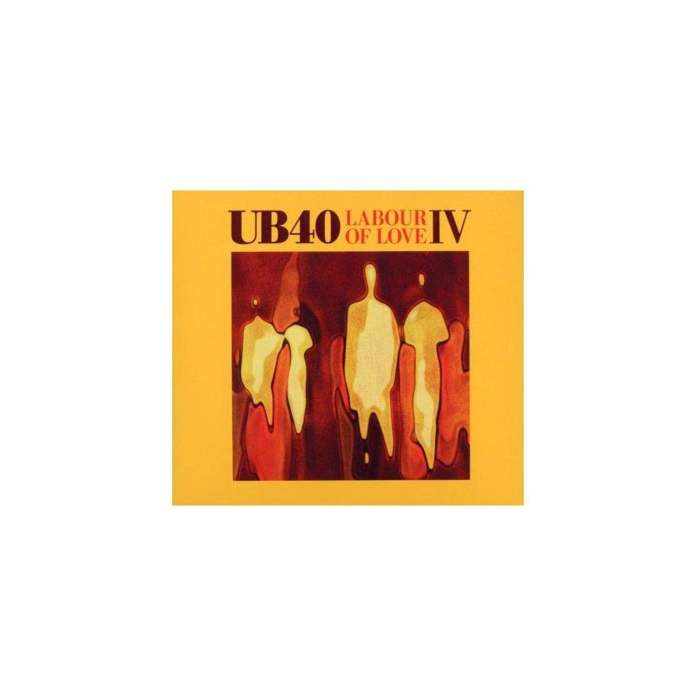 UB40 - Labour of Love IV [CD]
