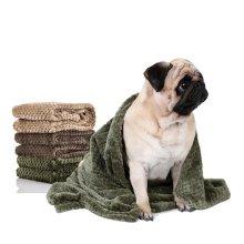 Warm Pet Dog Cat Mat Cover Soft Blanket