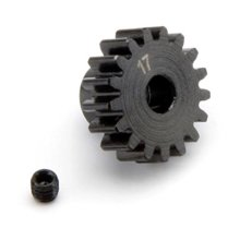 HPI Racing 100916 Pinion Gear 17T 1M/5mm Shaft SVG Flux