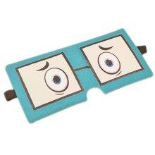 Eye Mask Sleep Breathable Office Comfortable Lovely Personality Eyeshade