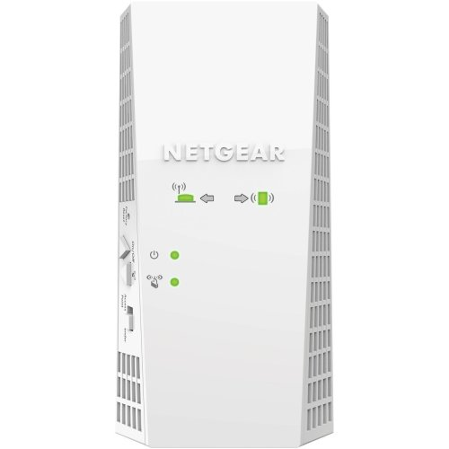 NETGEAR 11AC 1900 Mbps Wi-Fi Range Extender Essentials Edition with MU-MIMO Technology (Wi-Fi Booster) (EX6400-100UKS)