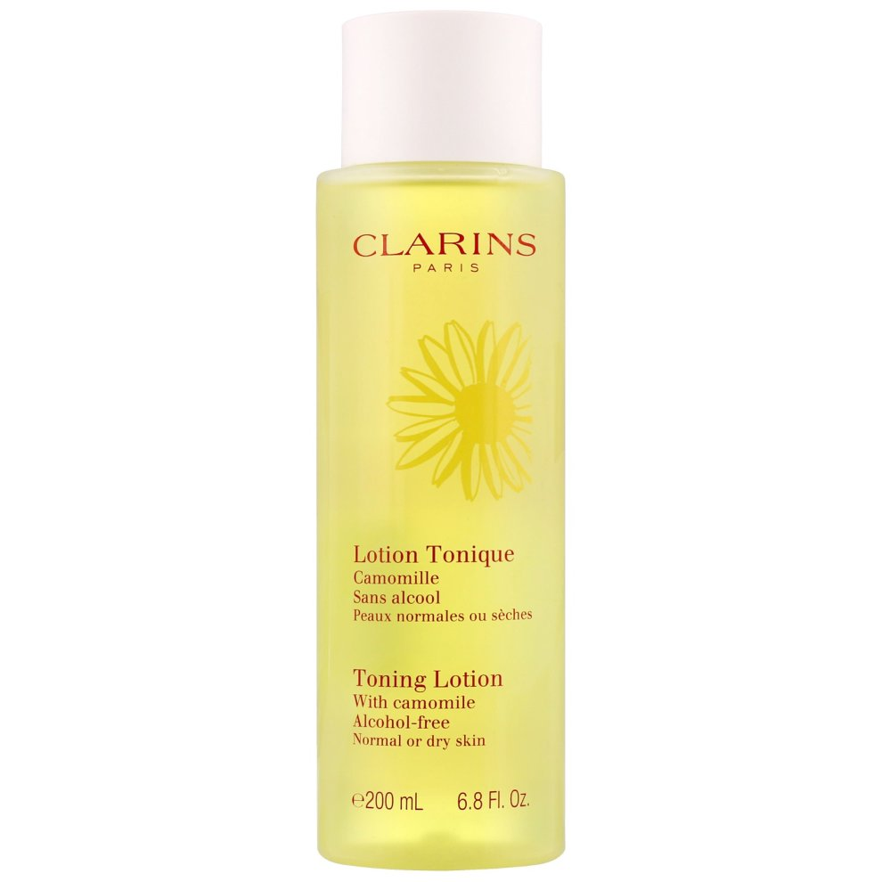 Clarins Toning Lotion With Camomile Alcohol-Free Normal/Dry Skin 200ml