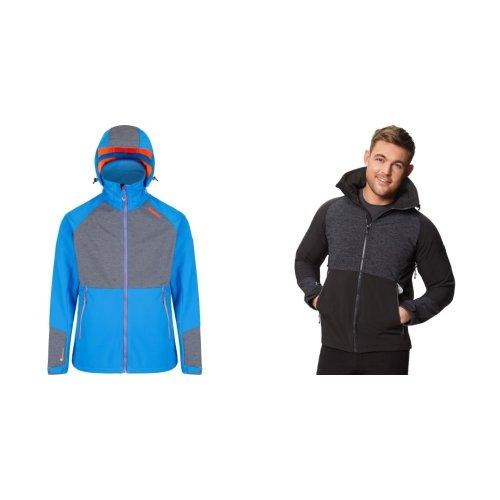 Regatta Mens Hewitts IV Technical Water Repellent Softshell Jacket