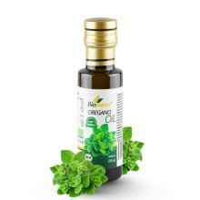 Certified Organic Cold Pressed Oregano Seed Infused Oil Biopurus